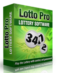Lotto Pro Lottery Software